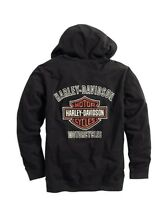 Genuine Harley-Davidson Men's Bar & Shield Logo Hoodie Sweatshirt- 99003-16VM
