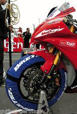 Biketek Reifenwärmer 1 Satz Vorderrad + Hinterrad 230 Volt / 400 Watt Thermostat