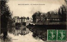CPA  Jouy-en-Josas - Le canal prés du moulin  (353256)