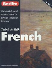 Think & Talk French: With Book with Other (French Edition)