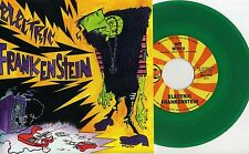"Electric Frankenstein - Not Wit' U 7"" GREEN VINYL Adrenalin O.D. Verbal Abuse"