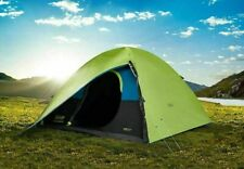 Coleman FastPitch Sundome 6 Person Outdoor Tent Darkroom Camping Tents