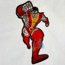 Marvel Colossus Embroidered Big Patch for Back Comics X-men Wolverine Magneto