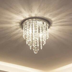 Mini Chandelier Crystal Chandelier Lighting Compact Design Easy Installation New
