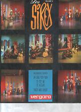 LOS SIREX  EP Spain 1964 Twist and Shout ( BEATLES ) +3