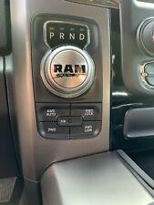 Dodge Ram SPORT Edition Grunge Shift Knob Decal Sticker Graphic Vinyl Drive