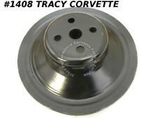 1963-1968 Corvette NOS 3900434 AB Fan/Water Pump Pulley