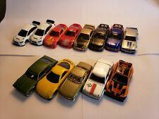 Hotwheels Nissan Silvia Skyline RX7 Subaru WRX Mazda CRX Datsun 510 Lot of 13