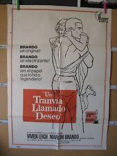 457     UN TRANVIA LLAMADO DESEO MARLON BRANDO VIVIEN LEIGH