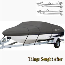 "STORMPRO TRAILERABLE MOORING COVER for 16' 17' 18'-6"" foot Pro-Style Bass Boat"