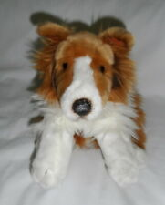 Plush Furry Sable Color Stuffed Collie Dog – Animal Alley (Toys R Us)