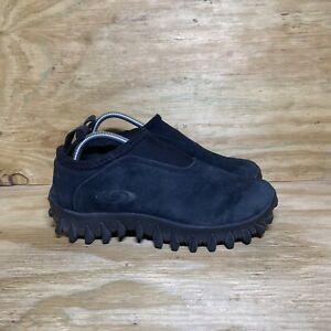 Salomon Contragrip Slip-On Winter Shoes, Men's Size 7.5, Black
