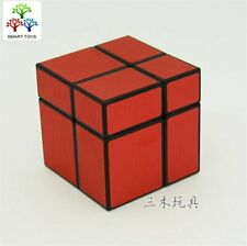 FangGe 2x2x2 Mirror Magic Cube 5CM Speed Puzzle Cube For Children Adults BK-RE