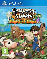 Harvest Moon Light Of Hope PS4 Playstation 4 RISING STAR