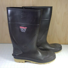 "TINGLEY 15"" Water Proof STEEL TOE Boots ASTM F2413-11 M I/75 C/75 SIZE 14"