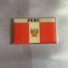 Peru Car Emblem