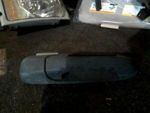 Door Handle Exterior Chassis Cab Front Door Fits 03-10 DODGE 3500 PICKUP 149796