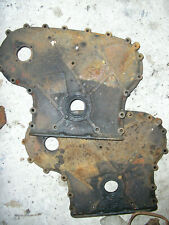 Nuffield 4DM tractor BMC 3.8 engine timing cover