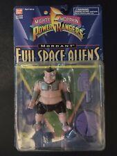 Mighty Morphin Power Rangers Evil Space Aliens Mordant Figure NIB