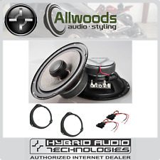 Hybrid Audio Mirus V coax 60w RMS with Swivel Tweeter set for Ford C Max