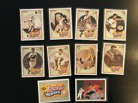 1992 Upper Deck Baseball Heroes Ted Williams complete Set w/NNO SP Header