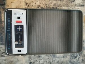 Vintage Monico SE 2100R Portable 8 Track player, tested / working!