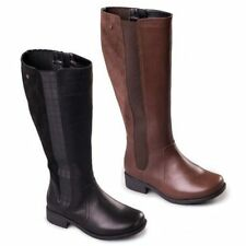 Knee High Boots Extra Wide (EEE) Heel Shoes for Women
