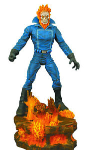MARVEL SELECT Ghost Rider Actionfigur DIAMOND SELECT TOYS ca.18cm Neu (KB21)*