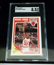 1989-90 Fleer #21 Michael Jordan SGC 8.5 NM MINT Bulls HOF MVP mint