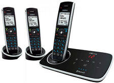 UNIDEN ELITE 9135+2 DIGITAL CORDLESS PHONE BLUETOOTH PAIR UP TO 4 MOBILE PHONES