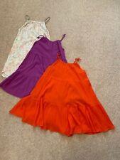 3 Girls Next Dresses Aged 10