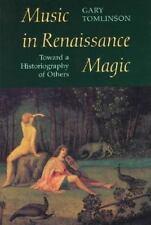 Music in Renaissance Magic Music in Renaissance Magic Music in Renaissance Magic