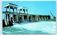 *St. Lawrence River Seaway Power Project Long Sault Spillway Dam Stage 1 A21