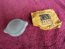 NOS GM Domed Two Ear 1949 1950 1951 1952 Chevy Deluxe Fastback Bel Air Gas Cap