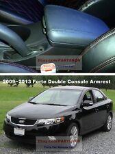 For 2009 ~ 2013 Kia Forte Forte5 Koup Cerato Storage Center Armrest Console Box