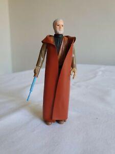 Vintage Kenner 1977 Star Wars Ben Kenobi multi colour torso variant lot 2