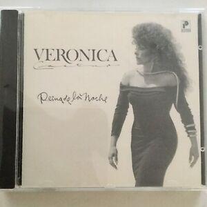 VERONICA CASTRO - Reina De La Noche CD en copia con portadas SUPER COLECCIONABLE