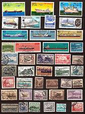 TOUS PAYS Bateaux anciens et modernes de pêche et commerce 246T4