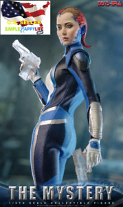 1/6 Mystique Action Figur X Men Jennifer Lawrence sehr Hot Toys ❶ uns Verkäufer ❶