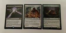MTG Leyline Of The Void - Sram, Senior Edificer, Scavenging Ooze. Light play