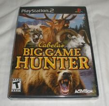 Cabela's Big Game Hunter 2007 (Sony PlayStation 2, 2007)