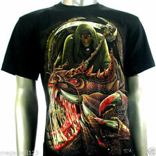 Graphic Tee Cotton T-Shirts for Men's 3D