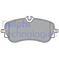 DELPHI Disc Brake Pad Set For VW MAN Amarok Crafter Tge Box 10- 2H6698451