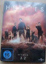 DVD - Heroes - Staffel 3.2. - Steelbook - Hayden Leslie Panettiere