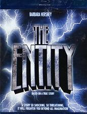 The Entity - Es gibt kein Entrinnen vor dem Unsichtbaren das uns verfolgt BluRay