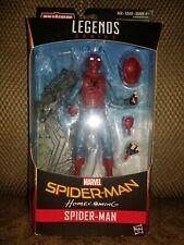 MARVEL LEGENDS SPIDER-MAN HOMEMADE SUIT SPIDER-MAN HOMECOMING SERIES W/ BAF MISB