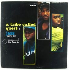 "A Tribe Called Quest - Jazz (We've Got) 12"" - Jive - Rap VG++ MP3"