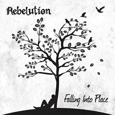 Rebelution FALLING INTO PLACE +MP3s GATEFOLD New Sealed CLEAR VINYL LP