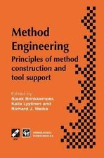 Method Engineering : Principles of Method Construction and Tool Support...