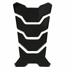 Motorcycle Gas Fuel Tank Cover Pad 3D Sticker Carbon Fiber for BMW Yamaha Honda